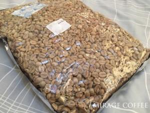 タイ産生豆 コーヒー豆