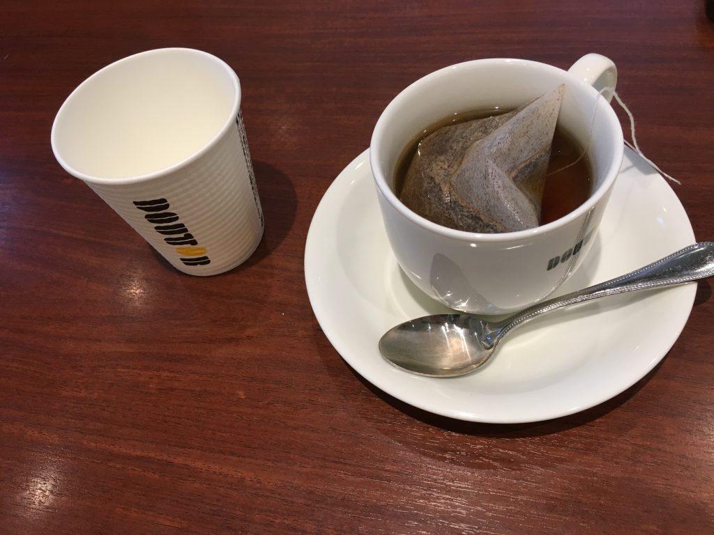 ドトールカフェインレスコーヒー