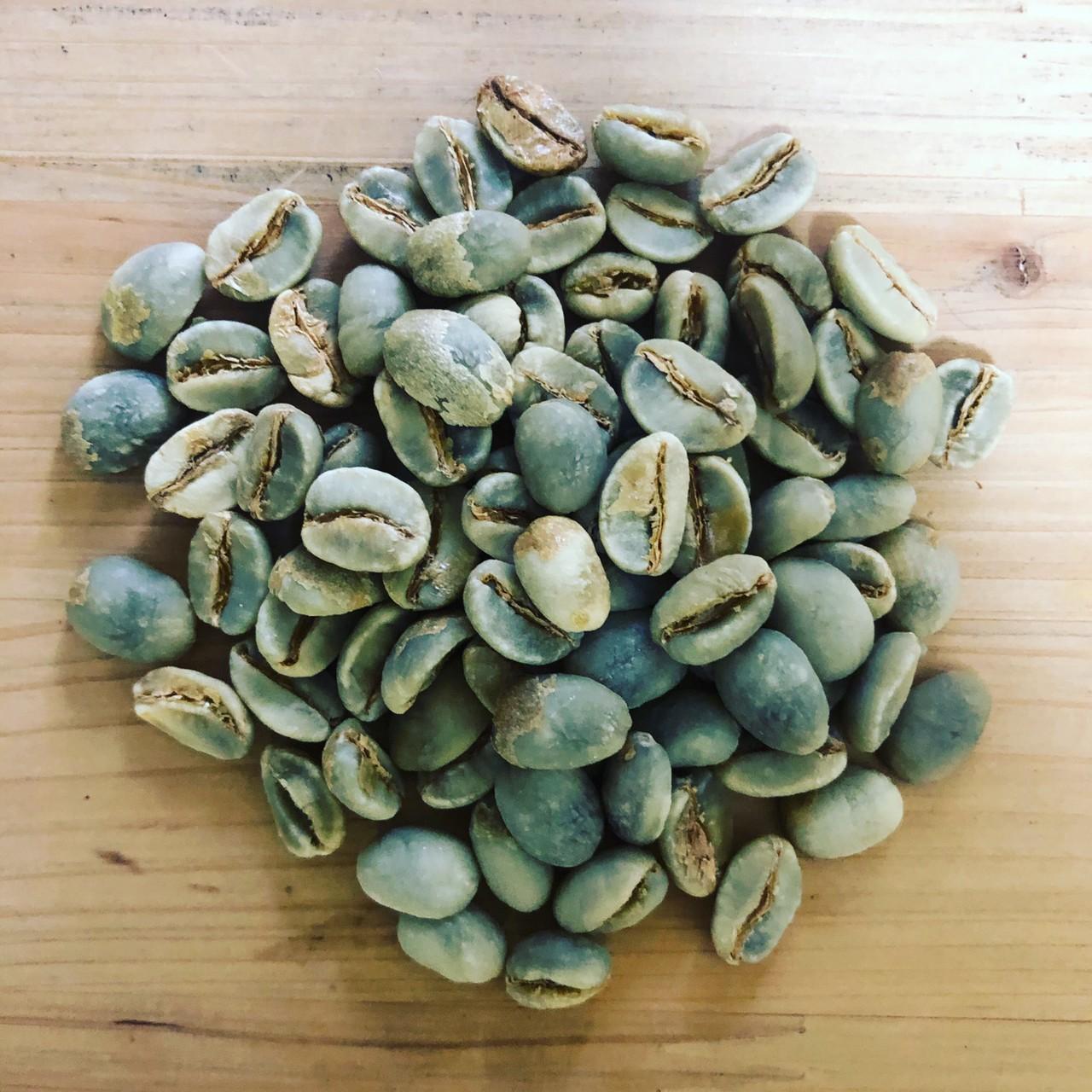 台湾コーヒー生豆